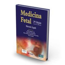 Medicina Fetal - 3a. Edição,livro De Medicina , Ginecologia