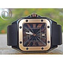 Reloj Cartier Santos 100 Mediano