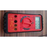 Multimetro Digital Wavetek 15xl