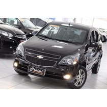Chevrolet Agile Ltz 1.4 8v Flex Completo+air Bag E Abs 2013