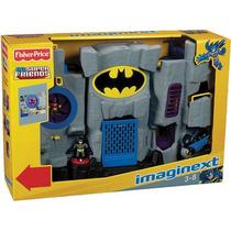 Brinquedo Imaginext Bat Caverna M5652 - Mattel