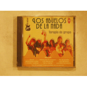 Cd Rock Nacional La Coleccion Vol 30 Los Abuelos De La Nada