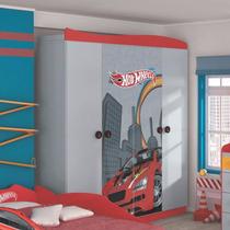 Adesivo Infantil Hotweels E Carros - Quartos - Guarda Roupas