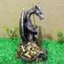 Dragão Medieval Com Espada E Escudo - Aceito Mercadopago