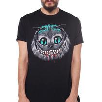 Playera King Monster Modelo Cheshire Cat