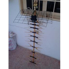 Antena Aire Para Hdtv -vhf-uhf