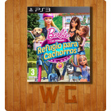 Juego: Barbie And Her Sisters Puppy Rescue Original Ps3