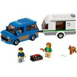 Lego City 60117 Camioneta Y Casa Rodante / Van & Caravan
