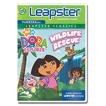 Juguete Leapfrog Leapster Juego Educativo Dora La Explorado