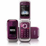 Nextel Motorola I786w Iden Câmera Bluetooth Gps Original