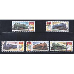 2584 - Russia Trens 1986 Completa