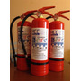 Extintores Abc Polvo Quimico Seco 1kg, 2kg, 4kg, 6kg Y 10kg.