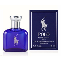 Ralph Lauren Polo Blue ( Azul ) 40ml Masculino | Original