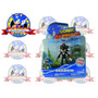 Figura Shadow Sonic Boom Cartoon Network 8cm