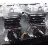 Compresor De Frenos De Aire Npr-lk38 / Enfriado Por Agua