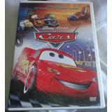 Cars Pelicula Dvd Estuche Original C/subtitulos En Español
