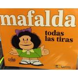 Libro Nuevo Mafalda Todas Las Tiras