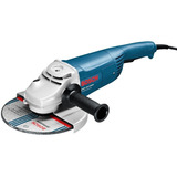 Amoladora Angular Bosch 3 Hp Disco 9 230mm Gws 22-230 Gtia
