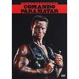 Comando Para Matar Dvd Original Sem Riscos