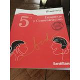 Lenguaje Y Comunicación 5to Básico Santillana Bicentenario