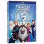 Dvd Frozen Uma Aventura Congelante Disney (lacrado)