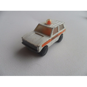 Miniatura Matchbox - Police Patrol - Produzido Z F Manaus