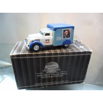 Matchbox Camion De Correos Serie Platinum, Llanta Goma 1/43