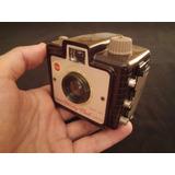 Cámara Kodak Brownie Holiday Flash. Año 1953-1962.