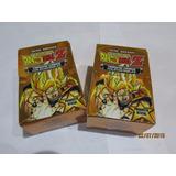 Cartas Dragon Ball Z Serie Dorada Caja