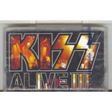 Kiss. Alive 3. Kct Sellado Polygram 1993