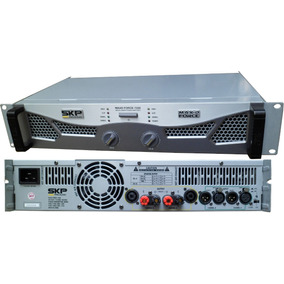 Potência Profissional Skp-7220 4 Ohms Última Peça