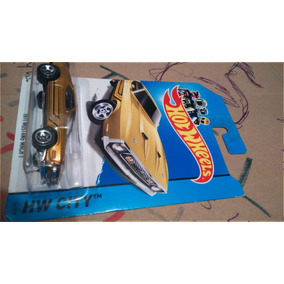 Hot Wheels Mustang Mach One 1971 Ocre Ver Regular Lyly Toys