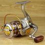 Molinete Pesca Pesada 10 Rolamentos Ultraresistente