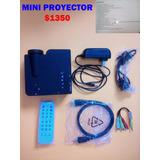 Miniproyector Vga