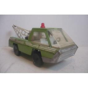 Camion Grua - Camioncito De Juguete Antiguo De Coleccion