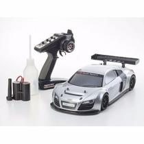 Automodelo Kyosho Fw06 Combustão 1/10 Completo Audi R8 Em12x