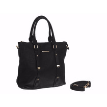 Bolso Westies Dama En Color Negro *jcvboutique*
