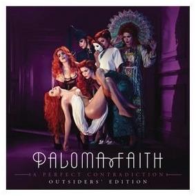 Cd Paloma Faith - A Perfect Contradiction Outsiders
