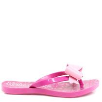 Sandália Hello Kitty Laço Infantil Menina | Zariff