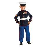 Disfraz Niño Jóvenes Héroes Marina De Vestir Traje De Los A