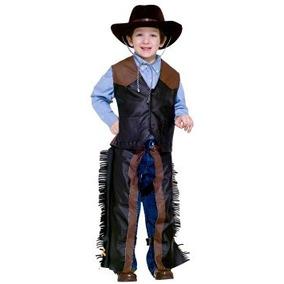 Disfraz Foro Novedades Niños Disfraces Traje De Vaquero, Un