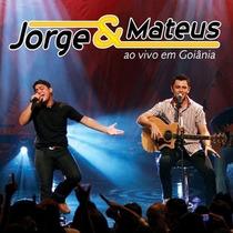 Cd Jorge E Mateus - Ao Vivo Em Goiania (959101)