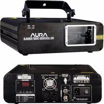 Laser Dj Efeito Raio Digital 510mw Dmx, Automatico & Por Som