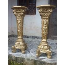 Coluna Rosas 88cm Fibra De Vidro