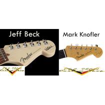 Decal Adesivo Waterslide Fender Signature Guitarra E Baixo