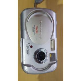 Câmera Olimpus D-390 Não Liga