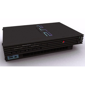 Playstation 2 Modelo 50001 Fat Usada Perfecta