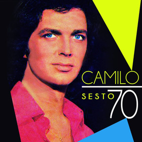 Cd Camilo Sesto 70 Open Music