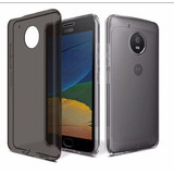 Capa Case Tpu Fume Motorola Moto G5 Plus Xt1683 + Película.