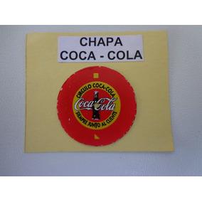 Pequeña Chapa O Ficha De Coca Cola